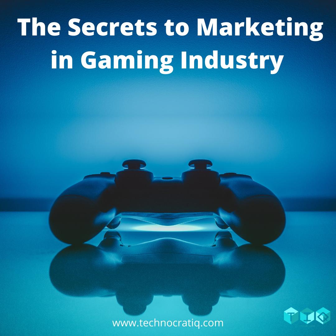Trends in marketing Industry