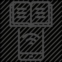 E-Book Production Icon