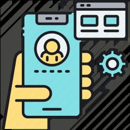 UX Website Design icon