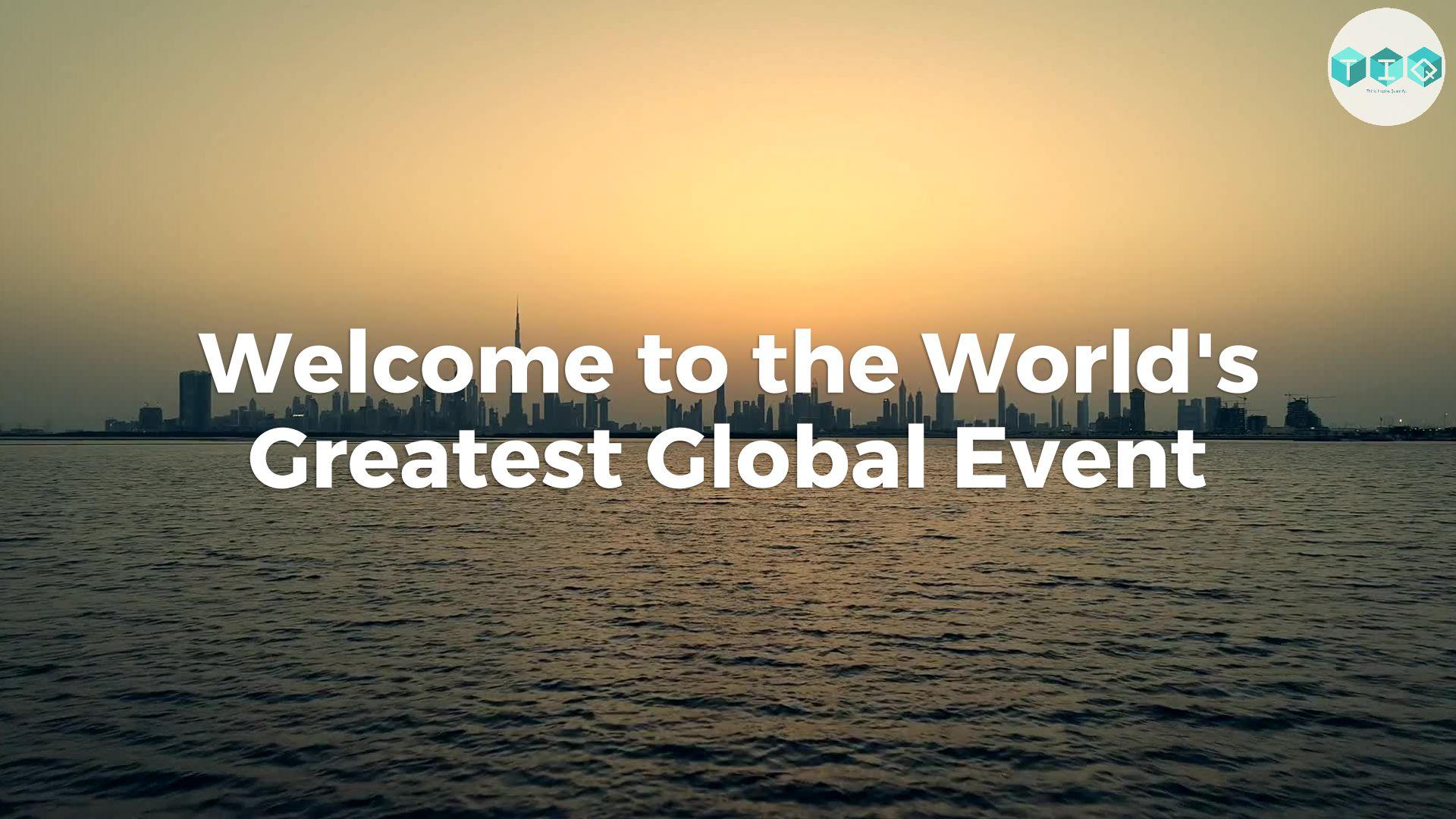 World's Greatest Global Event, Digital marketing at Expo 2020 UAE Dubai